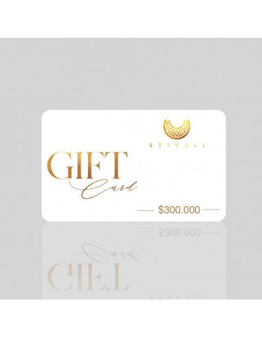 Gift Card $300.000